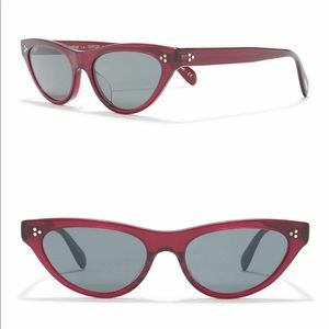 Oliver Peoples Zasia 53mm Cat Eye Sunglasses